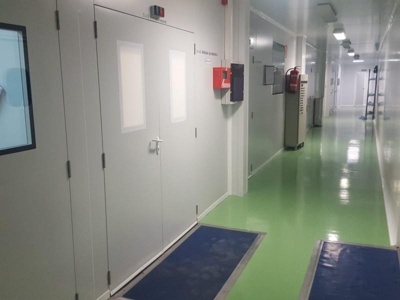 imagen de Dolmen CleanRoom ejecuta nuevas salas blancas para Soria Natural