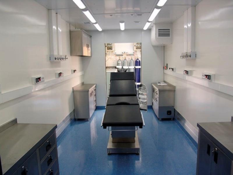 imagen de DOLMEN CLEANROOM se ofrece a donar servicios de validación en laboratorios de identificación del coronavirus desplegados por la crisis